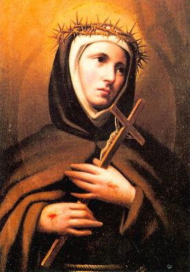 أيقونة القدّيسة فيرونيكا جولياني