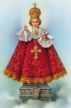 أيقونة الطفل يسوع الإلهي