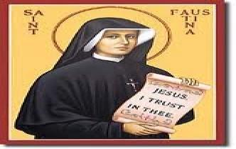 أيقونة القديسة فوستين