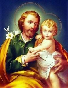 أيقونة القديس يوسف البتول 2