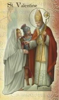 أيقونة القديس فالنتين