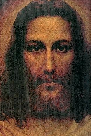 وجه يسوع الأقدس