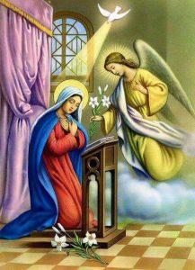 أيقونة بشارة العذراء مريم