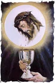 ايقونة دم يسوع الثمين