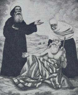 ايقونة القديس نوهرا 3